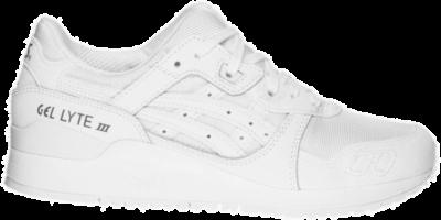 ASICS Gel-Lyte III Sneakers Drievoudig wit gaas HN6G4-0101 wit HN6G4-0101