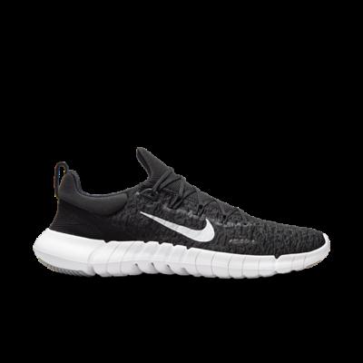 Nike Free Run 5.0 Black White (2021) CZ1884-001