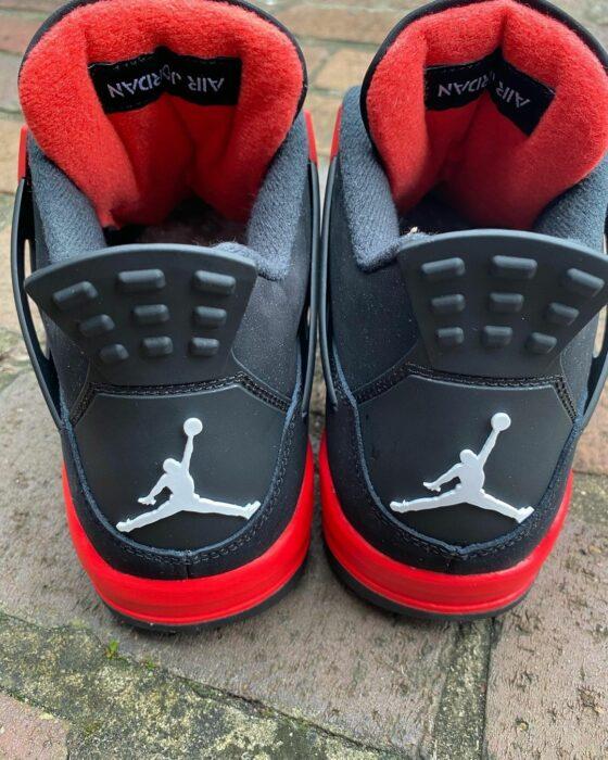 Air Jordan red thunder nike