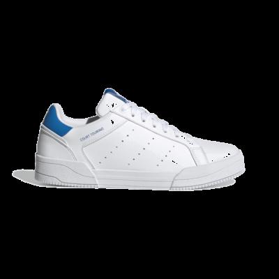 adidas Court Tourino White GW5297