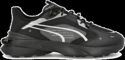 Puma Pwrframe OP-1 Tech (schwarz / silber) Sneaker schwarz 383423-01