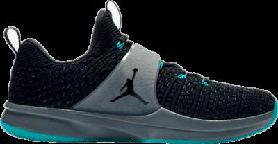 Air Jordan Jordan Trainer 2 Flyknit 'Hyper Jade' Black 921210-014