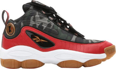 Reebok Iverson Legacy 'Tattoo Patches' Red DV8195