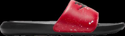 Nike Victori One Printed Slide 'Paint Splatter – University Red' Red CN9678-600