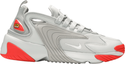 Nike Wmns Zoom 2K 'Grey Track Red' Grey AO0354-006