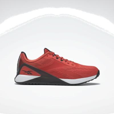 Reebok Nano X1 Dynamic Red / White / Black FX3244