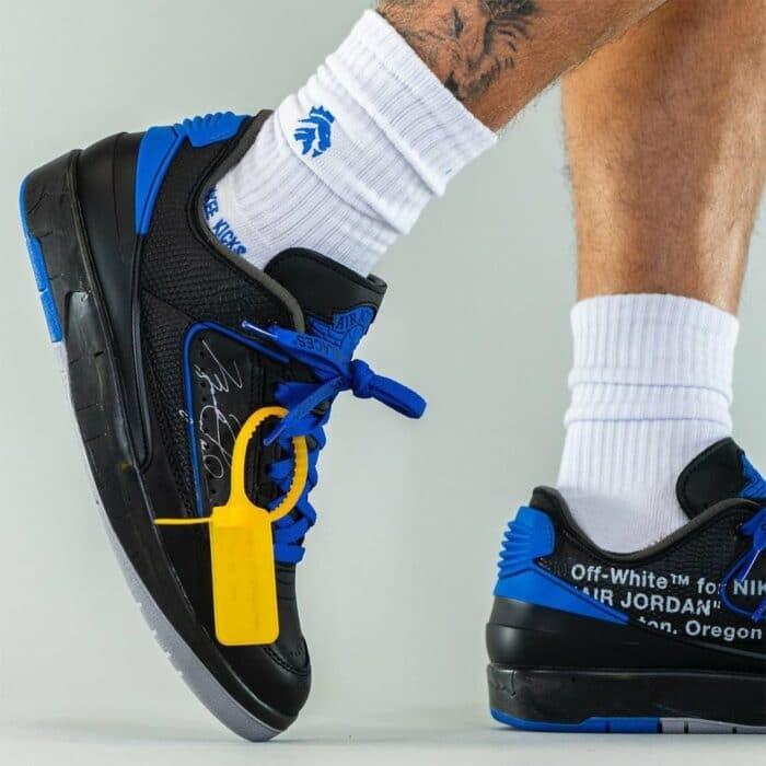 Nike Air Jordan 2 off white