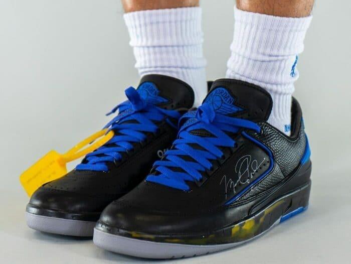 low Nike Air Jordan 2