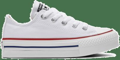Converse Chuck Taylor All Star Lift Ox White 670893C