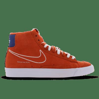 Nike Blazer Mid Orange DC3433-800