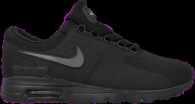 Nike Air Max Zero 'Black Dark Grey' Black 857661-012