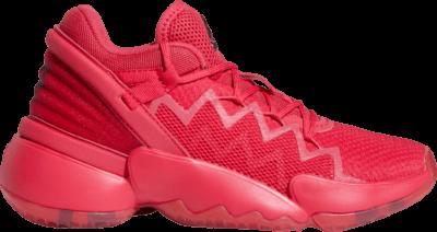 adidas Crayola x D.O.N. Issue #2 J 'Power Pink' Red FW8750