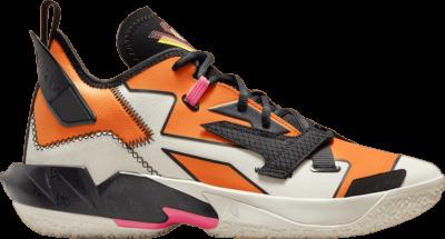Air Jordan Jordan Why Not Zer0.4 PF 'Shattered Backboard' Orange DD4886-100