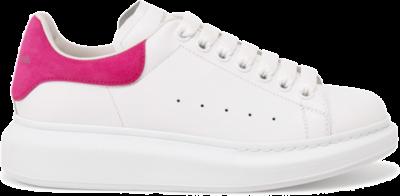 Alexander McQueen Oversized Pink (W) 553770 WHGP7 9375