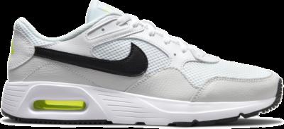 Nike Air Max SC White Photon Dust Black Volt CW4555-105