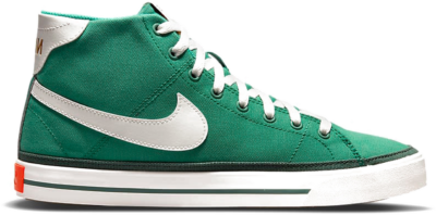 Nike Court Legacy Canvas Mid Green Noise DM3363-300