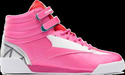 Reebok Freestyle Hi Power Rangers Pink Ranger (PS) GX2831