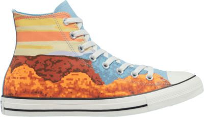 Converse Chuck Taylor All-Star Hi The Great Outdoors Magma Orange 170843F