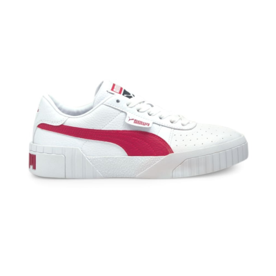 Puma Cali sportschoenen voor Dames Wit / Rood 369155_37