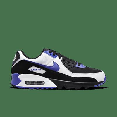 Nike Air Max 90 Black/Persian Violet-White black DB0625-001