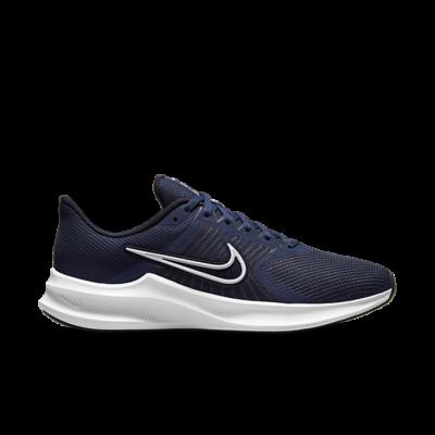 Nike Downshifter 11 Blauw CW3411-402
