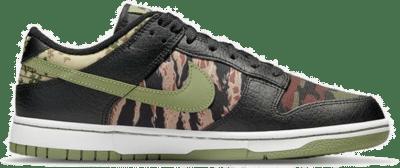 "Nike DUNK LOW SE ""Black Multi Camo"" DH0957-001"