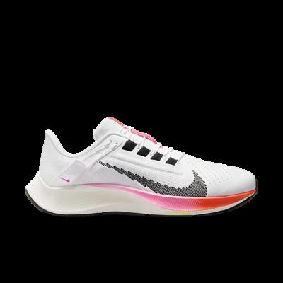 Nike Air Zoom Pegasus 38 FlyEase Wit DJ5404-100