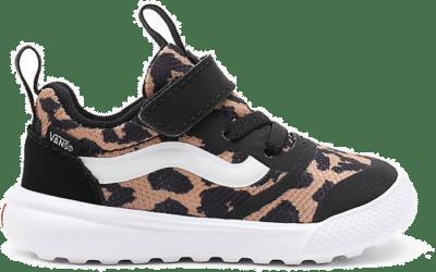 VANS Leopard Fur Ultrarange Rapidweld Velcro Peuterschoenen  VN0A3WLMNUO