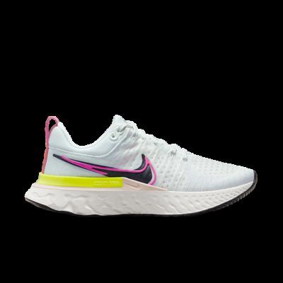 Nike React Infinity Run Flyknit 2 Wit DJ5396-100