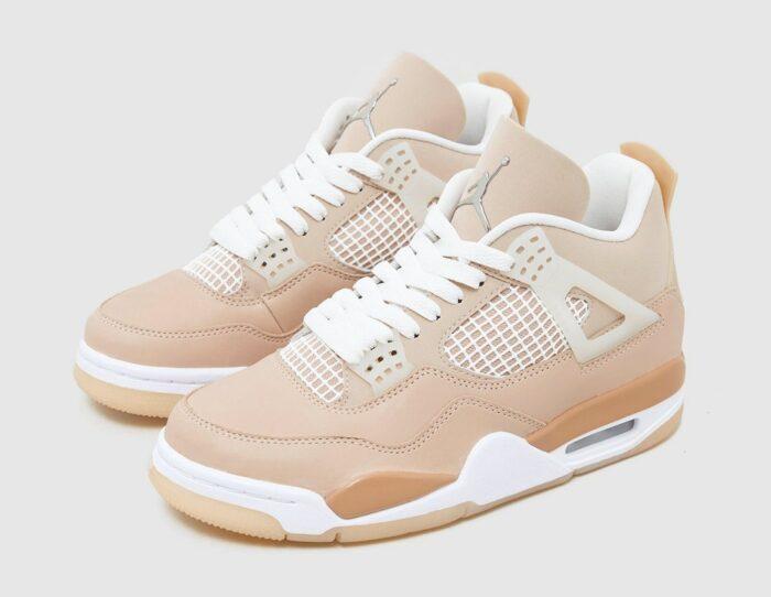 shimmer Jordan air 4