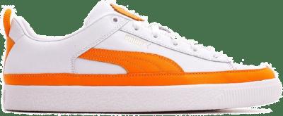Puma Basket Vintage Pronounce Vibrant Orange 381255-01