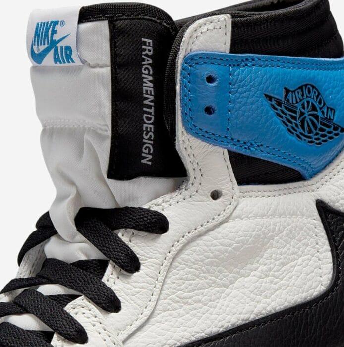 Travis Scott Nike Air Jordan 1 fragment