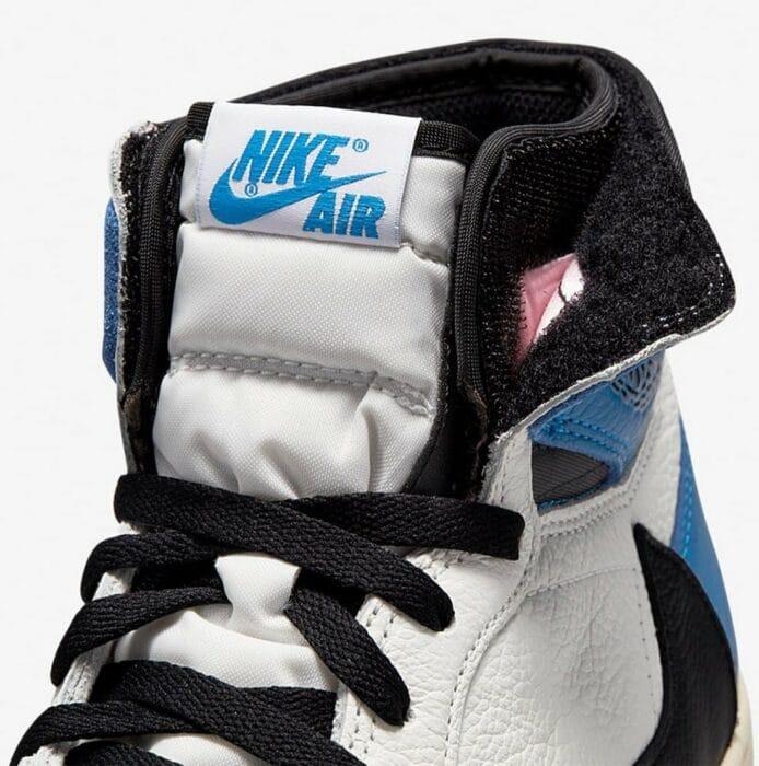 Nike Air Jordan 1 fragment Travis Scott