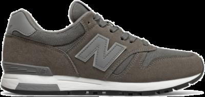 New Balance Men's 565 Grey/Silver