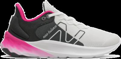 New Balance Women's Fresh Foam Roav v2 White/Black