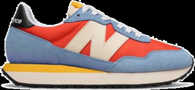 New Balance 237 Orange/Blue