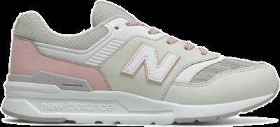New Balance Kinder 997H Grey/Red