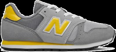 New Balance Kinder 373 Grey/Yellow