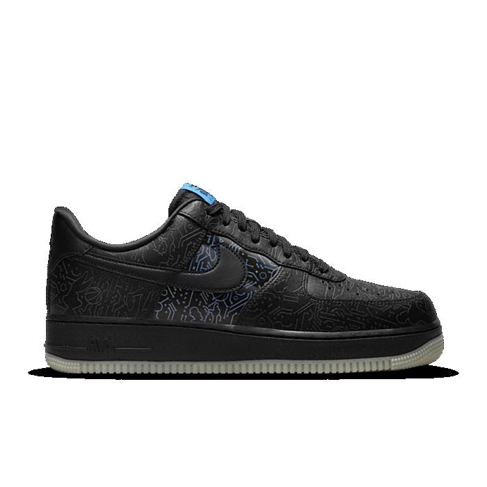 Nike Air Force 1 Low Space Jam Black DH5354-001