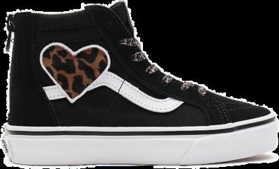 VANS Leopard Fur Sk8-hi Zip Kinderschoenen  VN0A4BUX9EO