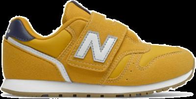 New Balance Kinder 373 Yellow/Navy