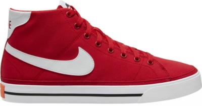 Nike Sportswear sneakers COURT LEGACY MID CANVAS rood