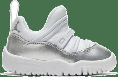 Jordan 11 Retro Little Flex White BQ7104-100