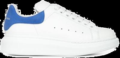 Alexander McQueen Oversized White Electric Blue (W) 553770WHGP79255