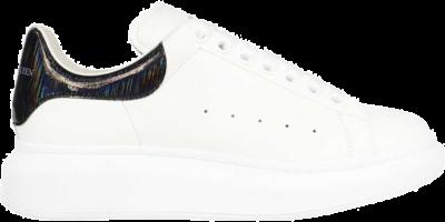 Alexander McQueen Oversized White Iridescent 553680WIA4N9061