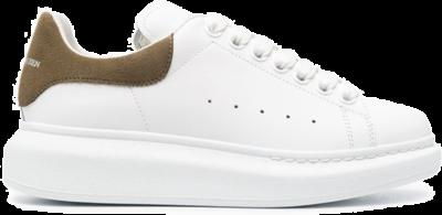 Alexander McQueen Oversized White Khaki (W) 553770WHGP79256