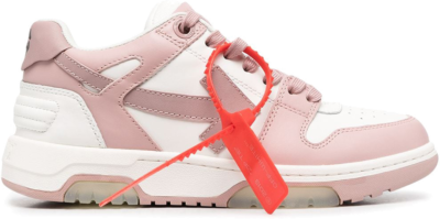 OFF-WHITE OOO Low Out Of Office White Pink (W) OWIA259R21LEA0010131