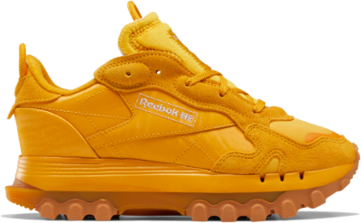 Reebok Cardi B Classic Leather Schoenen Bright Ochre / Bright Ochre / Reebok Rubber Gum-07 GW2912