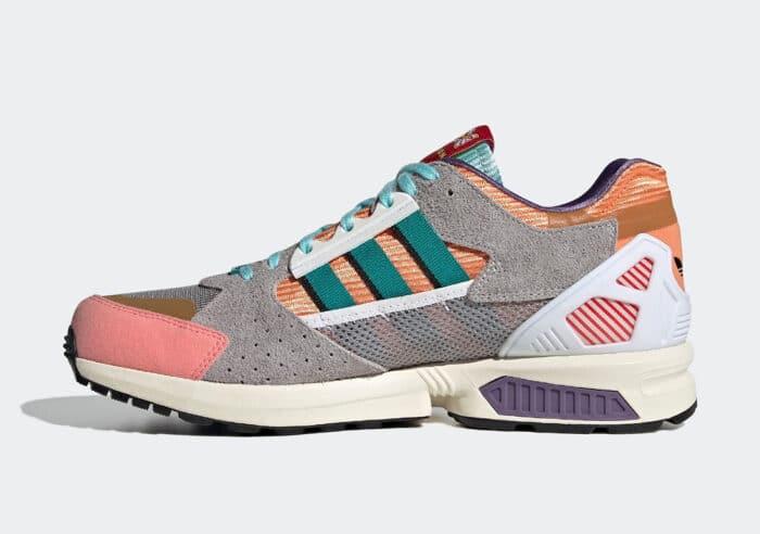 torsion Adidas zx candy verse