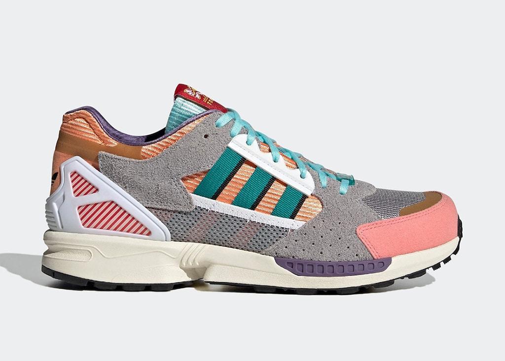 Morgen komt de kleurrijke adidas ZX 10/8 'Candyverse' uit